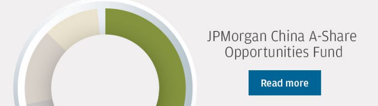 JPMorgan China A-Share Opportunities Fund