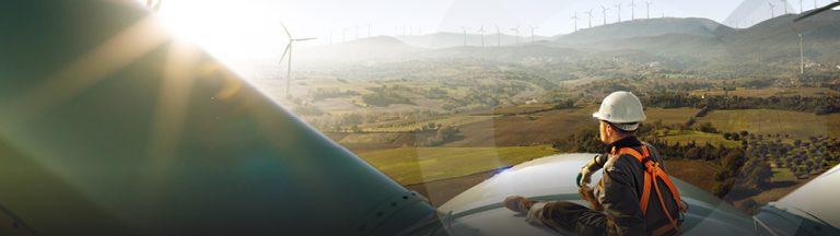 JPMorgan ESG Wind Turbines