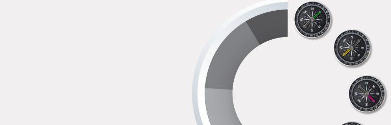 Global brand image compasses