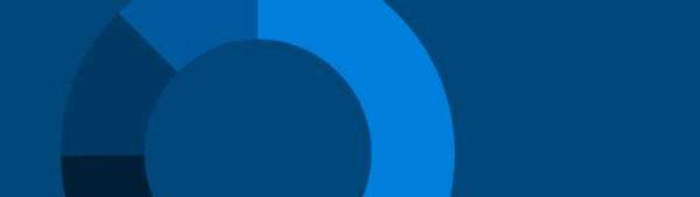 blue shaded wheel