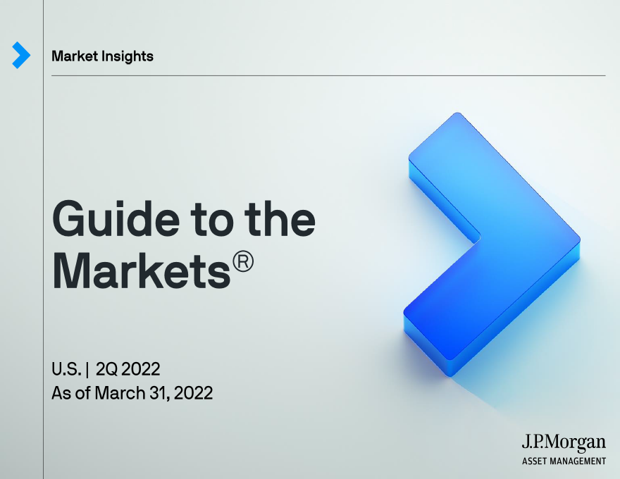 Guide to the Markets 4Q 2021