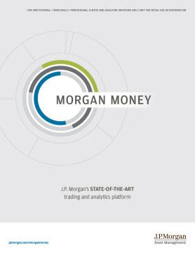 Cover page of JPMorgan Global Liquidity Brochure
